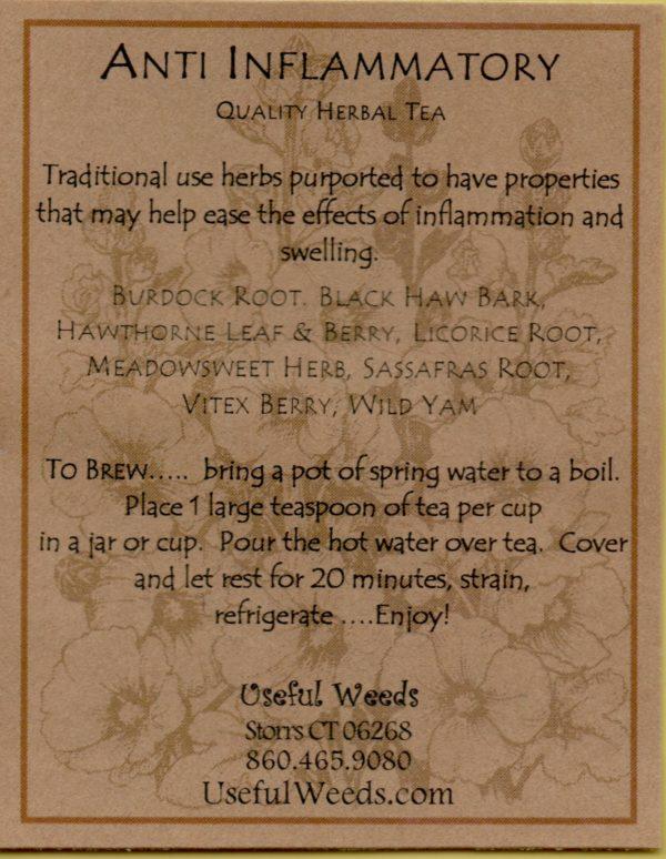 Anti Inflammatory Herbal Tea_Label_IMG_0006