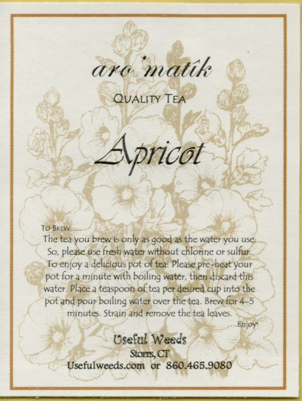 Apricot_Black Tea_Label_IMG_0007