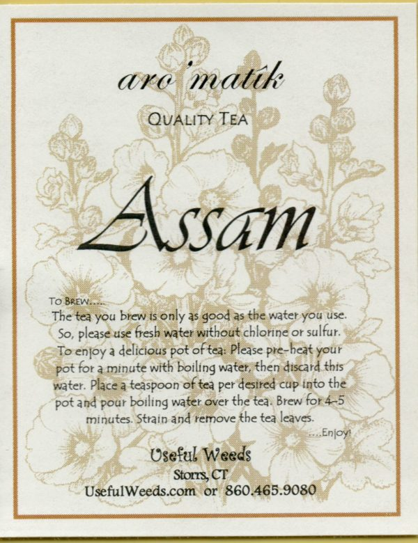 Assam_Black Tea_Label_IMG_0008