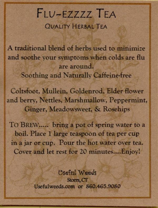 Flu-Ezze Herbal Tea Label_IMG_0023