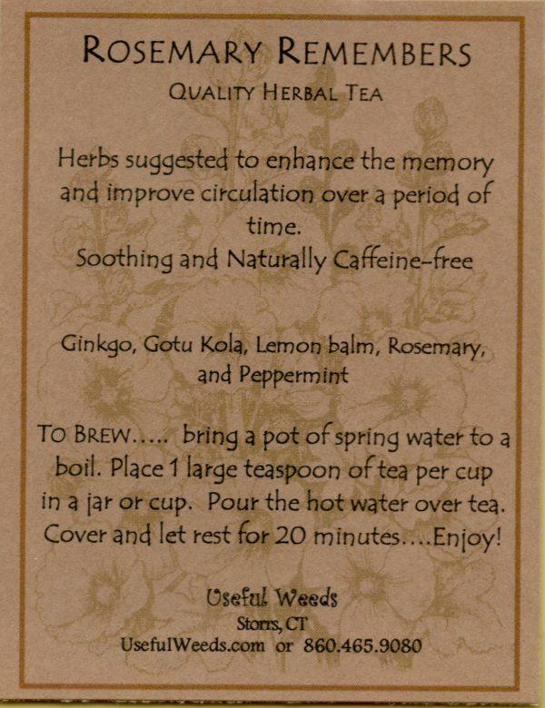 Rosemary Remembers Herbal Tea Label_IMG_0062