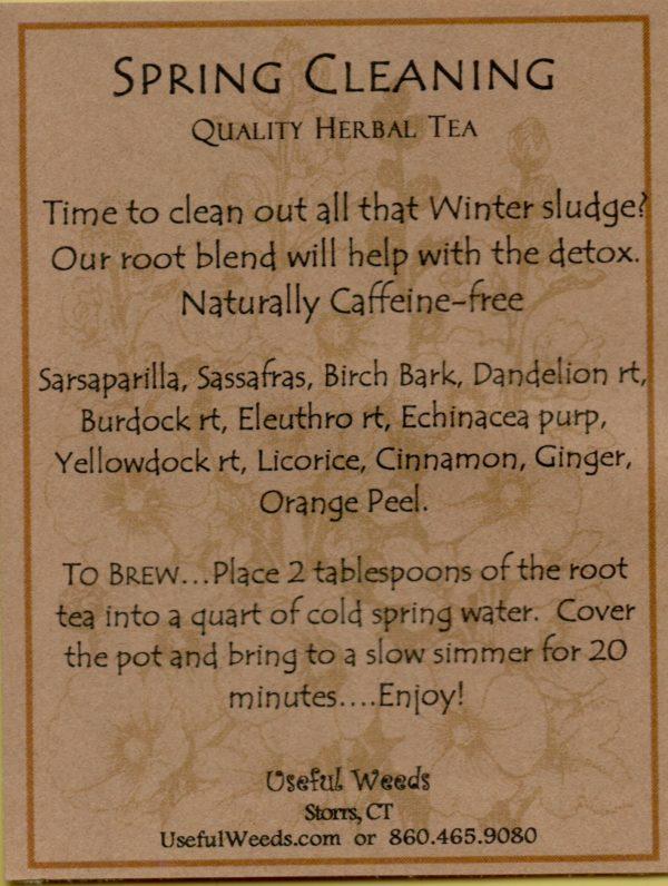 Spring Cleaning Herbal Tea Label_IMG_0066