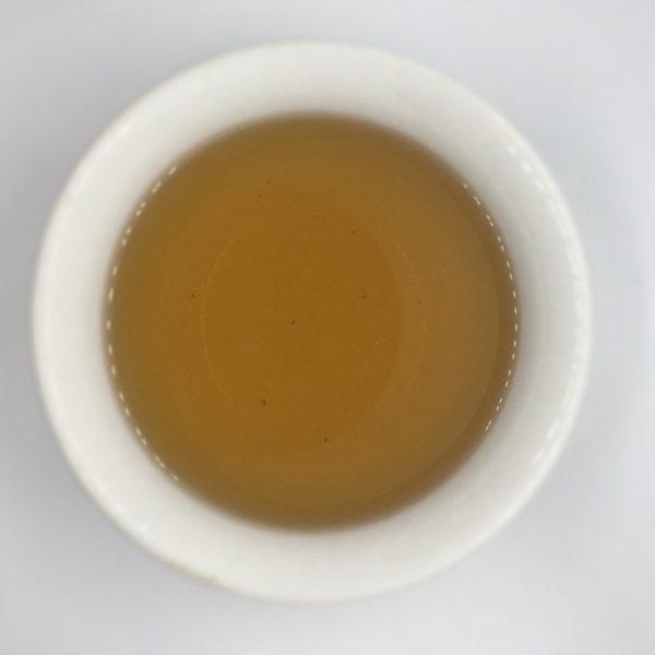 Moving Free Herbal tea steeped