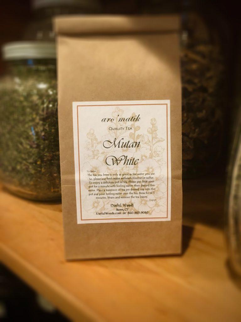 Mutan White Tea - bagged