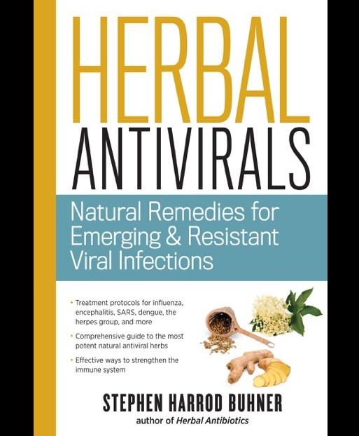 Herbal Antivirals by Stephen Harrod Buhner