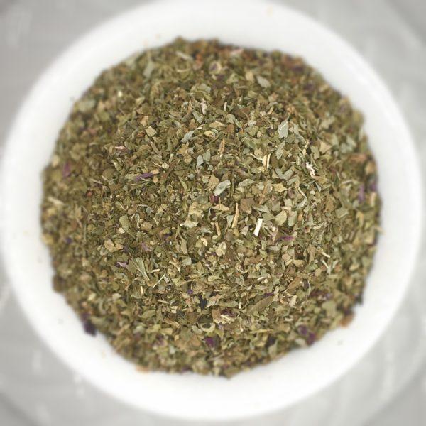 Basil Leaf - Ocimum basilicum - IMG_2925