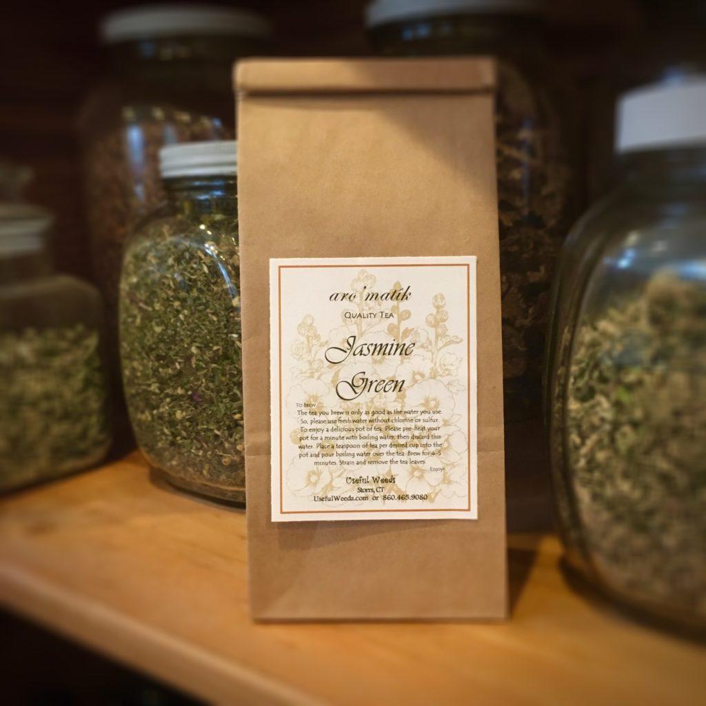 Jasmine Green Tea - Bagged - IMG_2904
