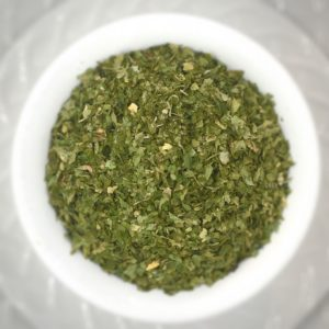 Parsley Leaf - Petroselinum crispum - Loose - half oz - IMG_2933