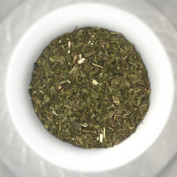 Peppermint Leaf - Mentha x piperita - Loose - IMG_2935