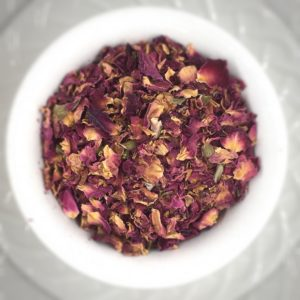 Rose Petals - Rosa damanscena - Loose