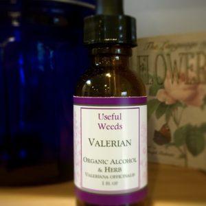 Valerian Tincture label - IMG_2939