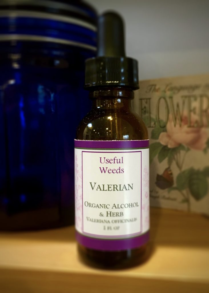 Valerian Tincture label - IMG_2939