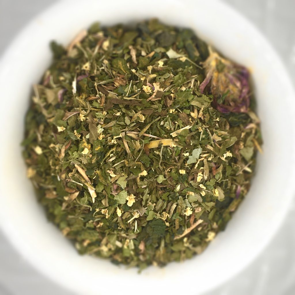 Clean Sweep Herbal Tea - Loose - IMG_3195