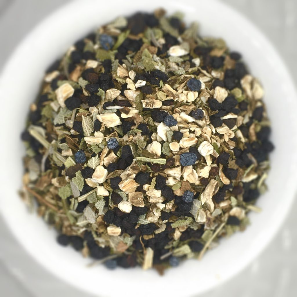 Elder Sage Herbal Tea - Loose - IMG_3196
