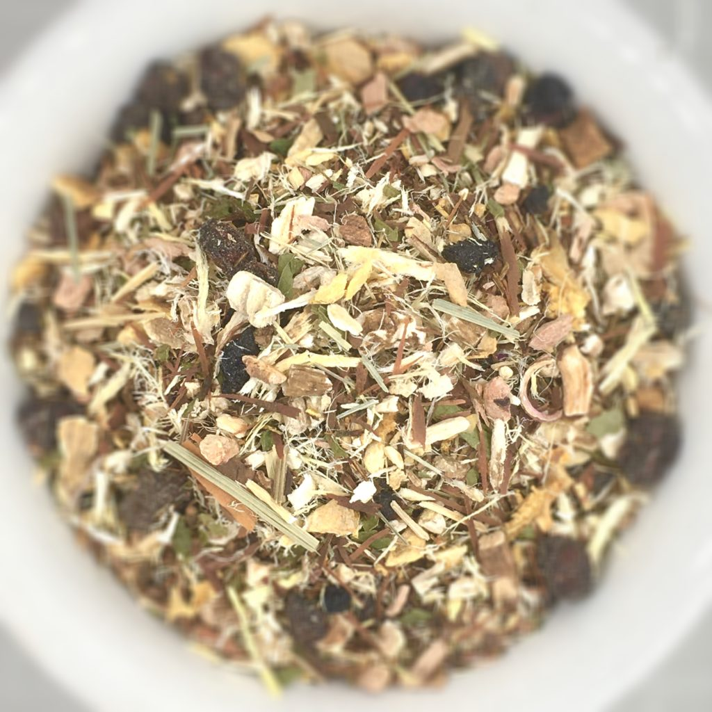 Enhancement Herbal Tea - Loose - IMG_3227