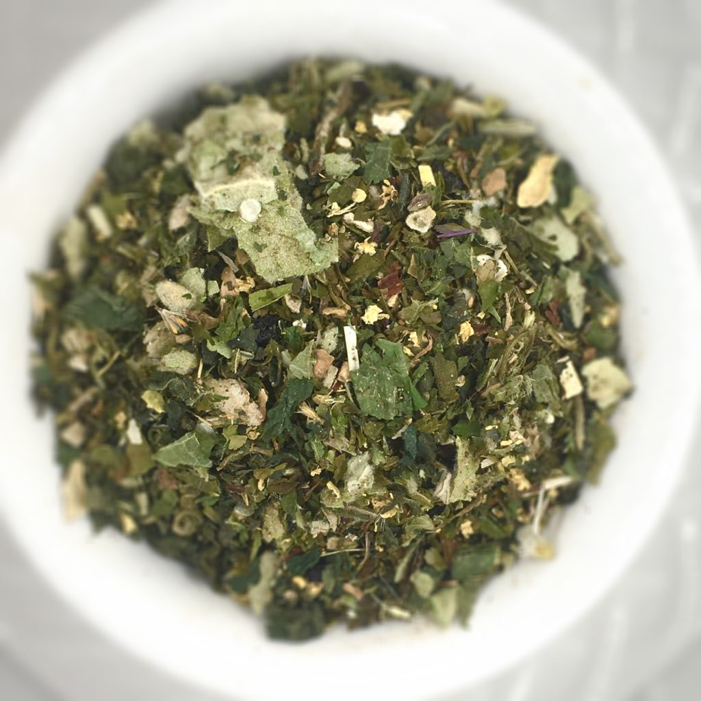 Flu Ezze Herbal Tea - Loose - IMG_319