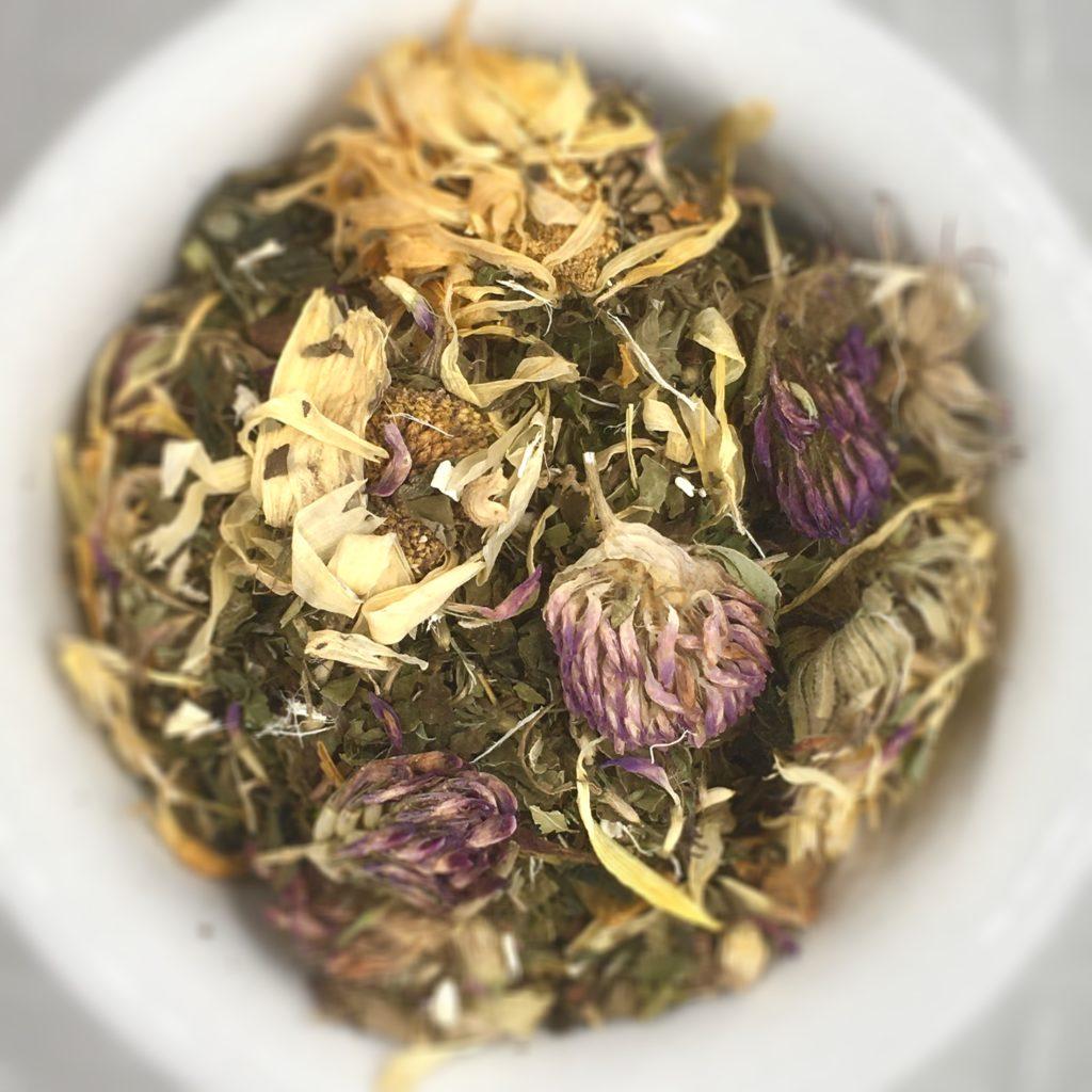 Just Tea - Summer Blend Herbal Tea - Loose - IMG_3201
