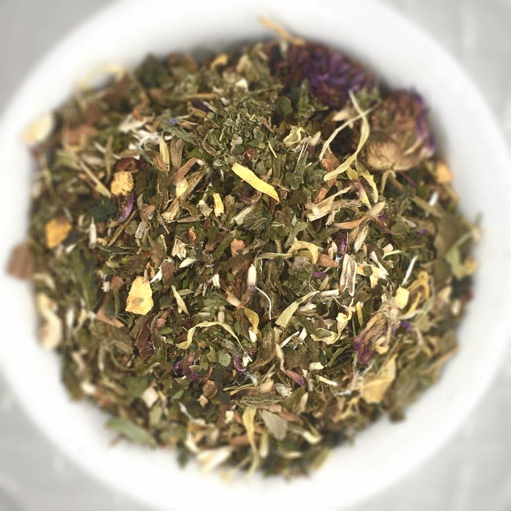 Just Tea - Winter Blend Herbal Tea - Loose - IMG_3202