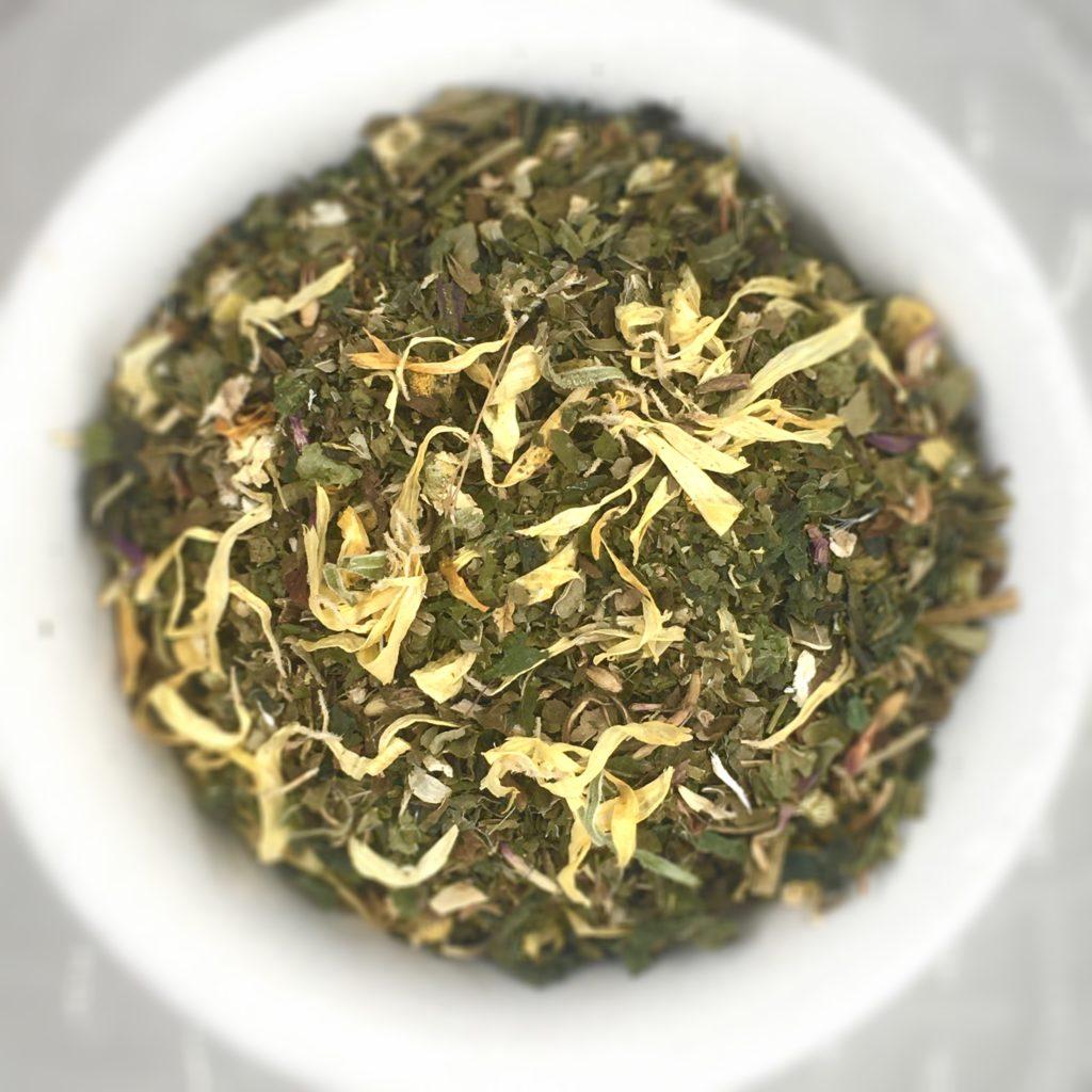 Melissa Mornings Herbal Tea - Loose - IMG_3206