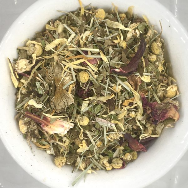 Tranquility Herbal Tea - Loose - IMG_3218