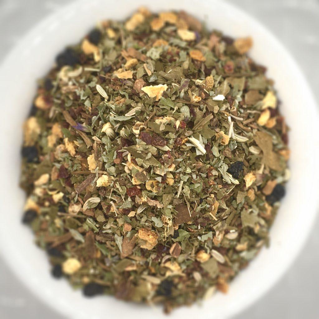 Vita-C Herbal Tea - Loose - IMG_3220
