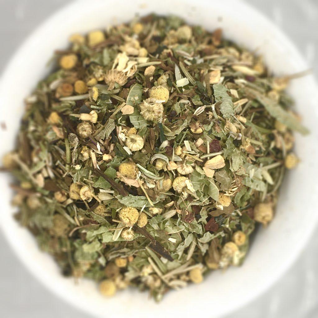 Zesty Days Herbal Tea - Loose - IMG_3221
